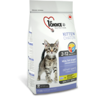 1st CHOICE Для котят от 2 до 12 месяцев 2,72 кг Цыпленок