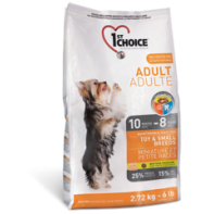 1st CHOICE Для взрослых собак миниатюрных и мелких пород Курица 1 кг