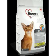 1st CHOICE Для взрослых кошек Гипоаллергенный Утка 2,72 кг