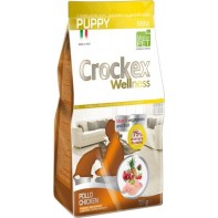 CROCKEX WELLNESS Корм для щенков мелких пород Курица 2кг