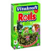 Vitakraft  Grignote Rolls дополнительный корм для грызунов 500 гр