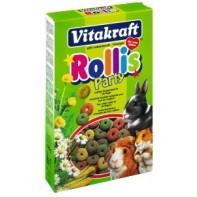 Vitakraft  Rollis Party дополнительный для всех видов грызунов 500 гр