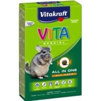 Vitakraft Корм основной для шиншилл всех возрастов Vita Special 600 гр