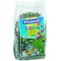 Vitakraft Vita Verde Луговое сено с розой 500г
