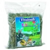 Vitakraft Vita Verde Луговое сено с мятой 500г