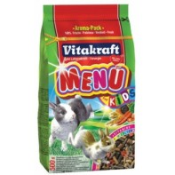 Vitakraft  Menu Kids основной для крольчат 500 гр