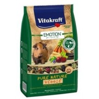 Vitakraft  Pure Nature Veggie для морских свинок 600 гр