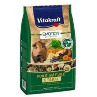 Vitakraft  Pure Nature Herbal для морских свинок 600 гр