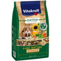 Vitakraft  Корм Pure Nature Veggie для хомяков 600 гр