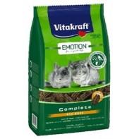 Vitakraft Корм Complete All Ages для шиншилл, гранулированный 800 гр