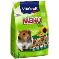 Vitakraft  Корм основной для хомяков Menu Vital 400 гр