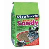 Vitakraft  Песок для купания шиншилл Chinchilla Sandy 1 кг