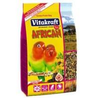 Vitakraft  African Корм основной для средних африканских попугаев 750 гр