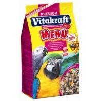 Vitakraft  Menu Vital Корм для крупных попугаев 1 кг