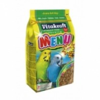 Vitakraft  Menu Vital Корм для волнистых попугаев 0,5 кг