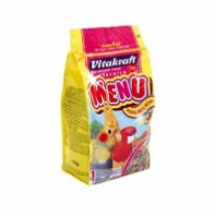 Vitakraft  Menu Vital Корм для средних попугаев 1 кг