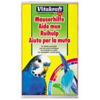 Vitakraft Подкормка для волнистых попугаев В период линьки 20 гр