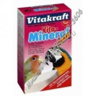 Vitakraft  Vita-Mimeral Maxi Камень минеральный для средних и крупных попугаев 150 гр