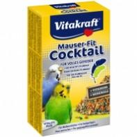 Vitakraft  Коктейль для волнистых попугаев В период линьки 200 гр