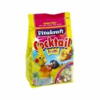 Vitakraft  Коктейль с повышенным содержанием фруктов для средних попугаев 250 гр