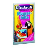 Vitakraft  Подкормка для средних и крупных попугаев в период линьки 25 гр