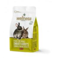 Padovan Корм WELLNESS FOOD полнорационный для кроликов 1 кг