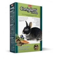 Padovan GrandMix coniglietti Корм для декоративных кроликов 3 кг