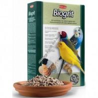 Padovan Биогрит 700 гр Био-песок с витаминами, минералами, для здорового питания декоративных птиц