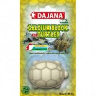 DAJANA Камень минеральный для водных черепах CALCIUM BLOCK 50 гр