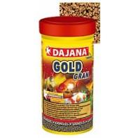 DAJANA  GOLD GRAN Гранулы Корм для золотых рыб 100 мл