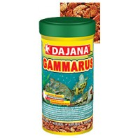DAJANA  GAMMARUS Гаммарус Корм для рыб и рептилий 100 мл