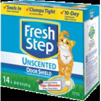 Fresh Step Clumping премиальный комкующийся наполнитель 6,35кг