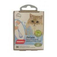 TWINS Лосьон для кошек для ушей 36 палочек с типсами