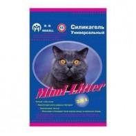 Mimi Litter Наполнитель силикагелевый для кошачьего туалета 7,2л (3,6кг)