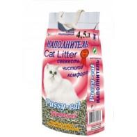 Pussy Cat Наполнитель древесный 10л