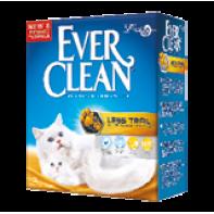 EverClean Наполнитель Комкующихся для длинношерстых кошек (оранжевая полоса) 10 кг