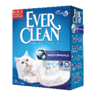 EverClean Multi-Crystals Наполнитель (синяя полоса) 10 кг