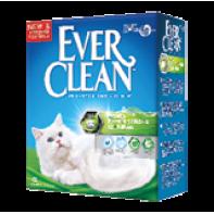 EverClean С ароматом свежести Наполнитель (зеленая полоса) 10 кг