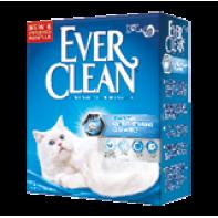 EverClean Наполнитель Комкующихся (голубая полоса) 10 кг
