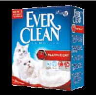 EverClean Multiple Cat Наполнитель 10 кг