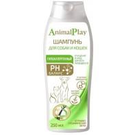 Animal Play Гипоаллергенный Шампунь для Собак и Кошек 250 мл