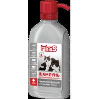 Ms.Kiss Шампунь инсектицидный для кошек 200 мл