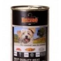 BELCANDO Для собак Консервы Мясо/лапша 400 гр