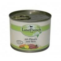 Dr. ALDER`S Консервы для собак Деревенское мясо Рубец/рис/овощи 195 гр