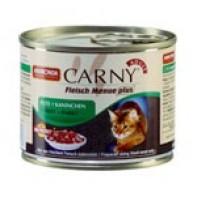 Animonda Carny Консервы для кошек 200 гр Говядина/индейка/кролик