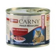 Animonda Carny Консервы для кошек старше 7 лет 200 гр Говядина/сердце индейки