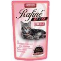 Animonda Rafiné Soupé Adult Пауч для котят 100 гр с мясом домашней птицы и креветками