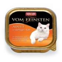 Animonda Pate паштет для кошек 100 гр Домашняя птица/телятина