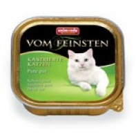 Animonda Pate паштет для кастрированных кошек 100 гр Индейка