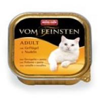 Animonda Pate паштет для кошек 100 гр Домашняя птица/паста